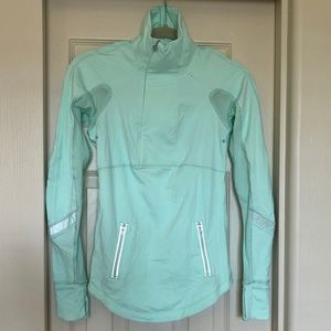 Lululemon 1/2 zip jacket